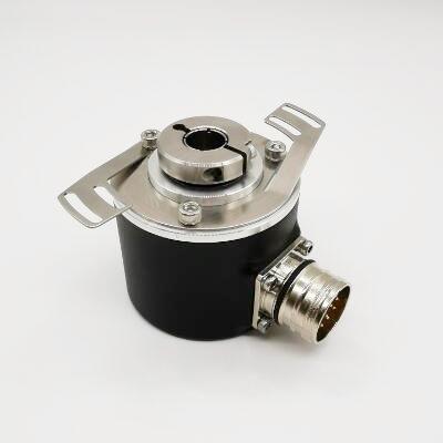 60mm外径多圈SSI信号编码器